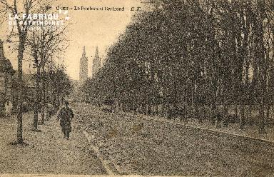 cl 03 204 Caen   le boulevard Bertrand