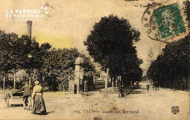 cl 03 205 Caen   le boulevard Bertrand