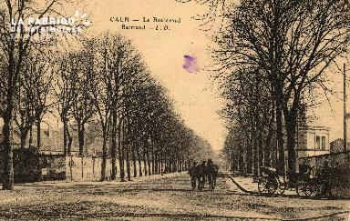 cl 03 206 Caen   le boulevard Bertrand