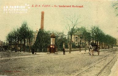 cl 03 207 Caen   le boulevard Bertrand