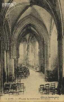 Cl 04 069 Caen- l'église St-Pierre