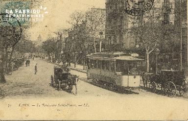 Cl 04 078 Caen- Boulevard St-Pierre