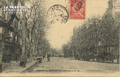 Cl 04 082 Caen- Boulevard St-Pierre