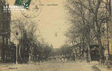 Cl 04 084 Caen- Place St-Pierre