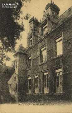 Cl 04 106 Caen- Ancien Hôtel du Than