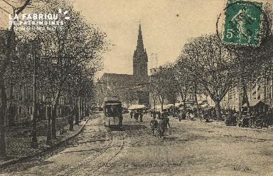 Cl 04 154 Caen- Boulevard St-Pierre