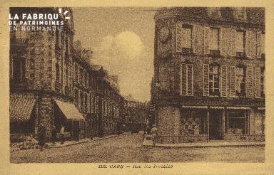 Cl 04 175 Caen- Rue des Jacobins
