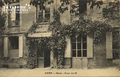 Cl 04 188 Caen- Oasis- Cour du 29
