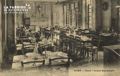 Cl 04 189 Caen- Oasis- Grand Restaurant