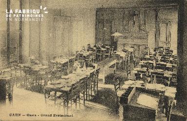 Cl 04 190 Caen- Oasis- Grand Restaurant