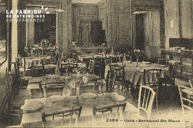 Cl 04 191 Caen- Oasis- Restaurant des Glaces