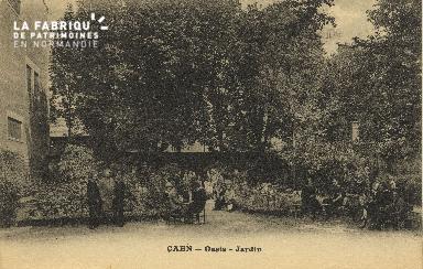 Cl 04 193 Caen- Oasis- Jardin