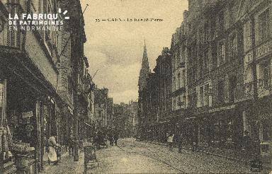 Cl 04 224 Caen- Rue St-Pierre