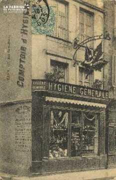 Cl 04 272 Caen- 143 Rue St-Pierre