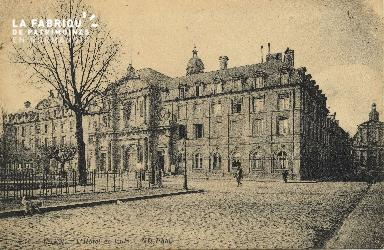 Cl 05 008 Caen- Hôtel de ville