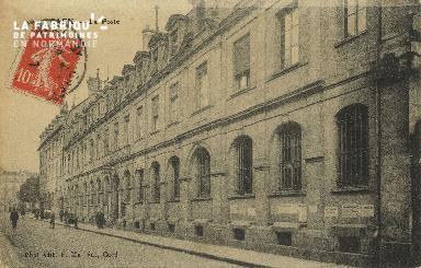 Cl 05 025 Caen- La poste