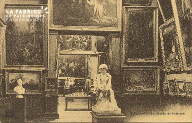 Cl 05 028 Caen- Le Musée de peinture