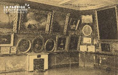 Cl 05 029 Caen- Musée de peinture - Salle Montaran