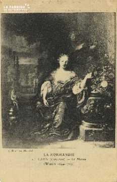 Cl 05 063 Caen - Le Musée- Woenix 1644-1719)