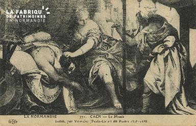Cl 05 065 Caen - Le Musée Judith, par Véronèse ( Paolo-Caliari dit Pao