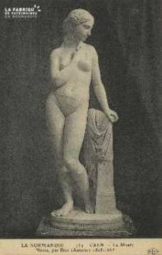 Cl 05 074 Caen- Le Musée Nizzia, par Etex (Antoine) 1808-1888