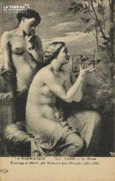Cl 05 081 Caen- Le Musée- Esclavage et liberté, par Bremond-Jean-Franç