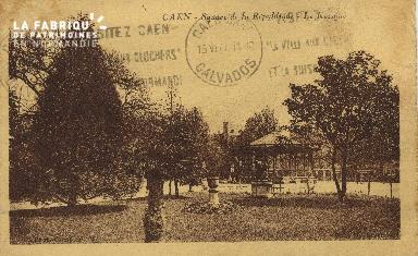 Cl 05 118 Caen- Square Place de la république