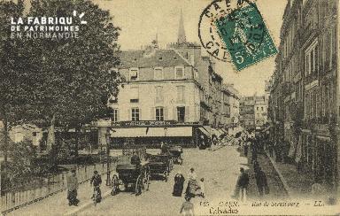 Cl 05 135 Caen- Rue de Strabourg