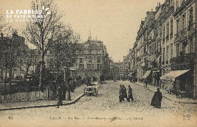 Cl 05 138 Caen- Rue de Strabourg