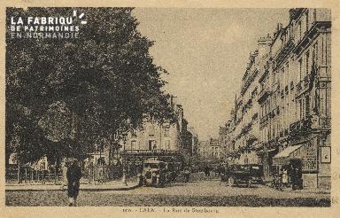 Cl 05 139 Caen- Rue de Strabourg