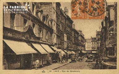 Cl 05 150 Caen- Rue de Strabourg