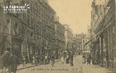 Cl 05 152 Caen- Rue de Strabourg
