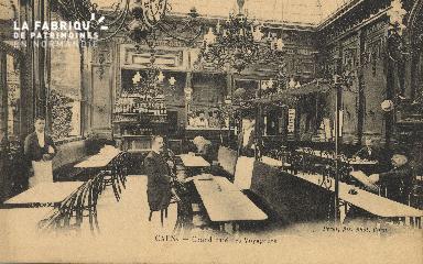 Cl 05 167 Caen- Grand café des voyageurs
