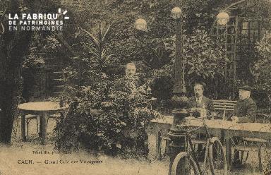 Cl 05 168 Caen- Grand café des voyageurs