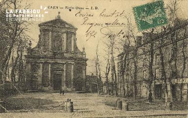 Cl 05 176 Caen- Notre-Dame