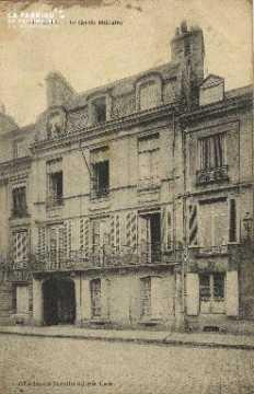 Cl 05 200 Caen- Le Cercle Militaire