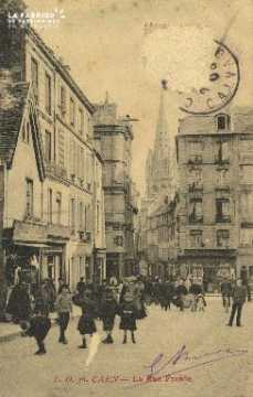Cl 05 217 Caen- Rue Froide