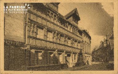 Cl 06 003 Caen-la maison des quatrans,31 rue de géôle