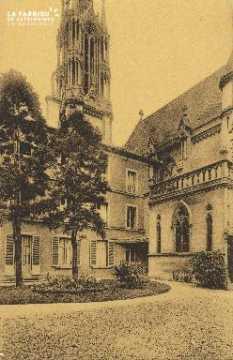 Cl 06 030 Caen-monastere des benedictines du St sacrement-Communauté S