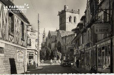 Dives sur Mer Rue de Lisieux