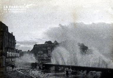 Granville Les vagues