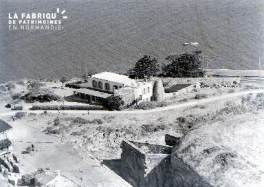 La maison au bord de la mer