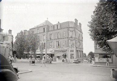 Saint Pair La place