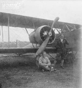 B003 Les aviateurs