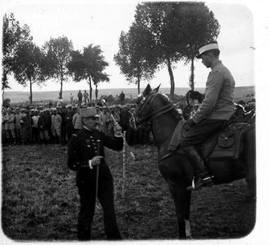 Général et cavalier