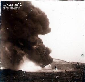 Explosion  Déc 1916 6