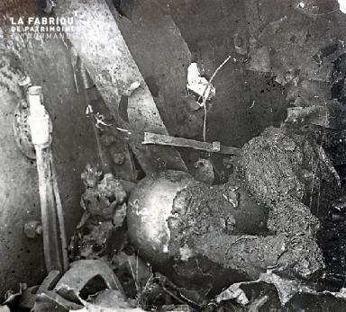 Grand Rosoy- Mort dans son tank