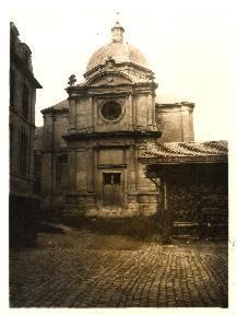 Caen-Caserne de Lorge