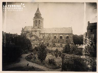 Caen-Le Vieux St Etienne