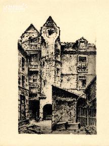 Caen-Rue de Geole N° 22